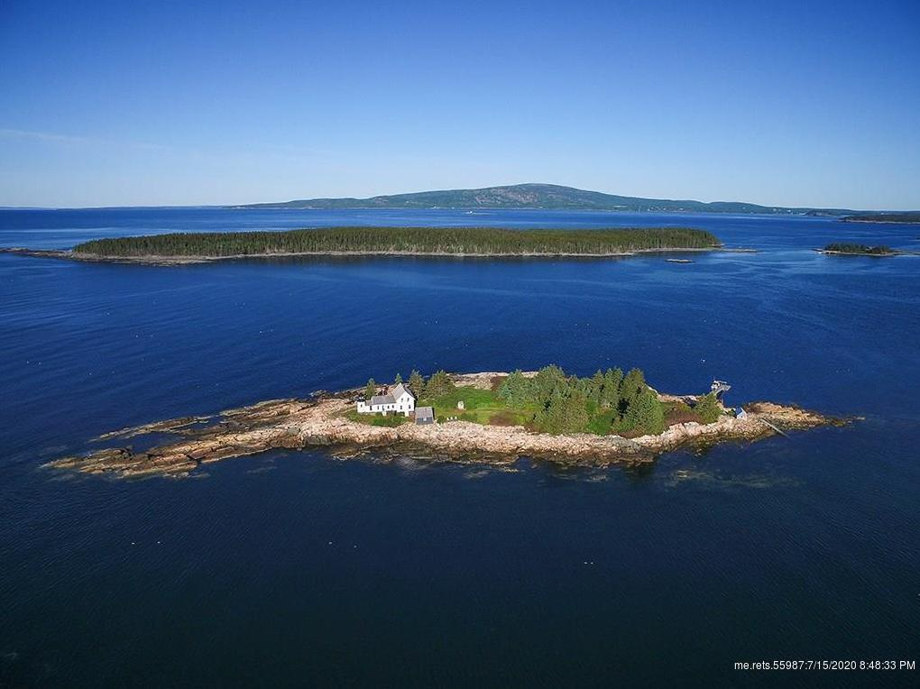 Photo of 1 Mark Island Winter Harbor ME 04693