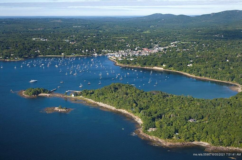 Photo of 144 Sherman's Point Road Camden ME 04843