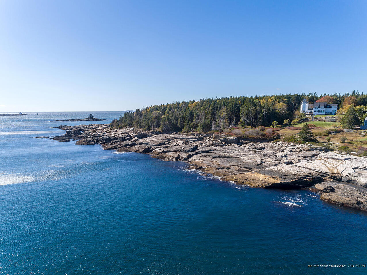 Photo of 53 Cunner Rock Road Boothbay ME 04544