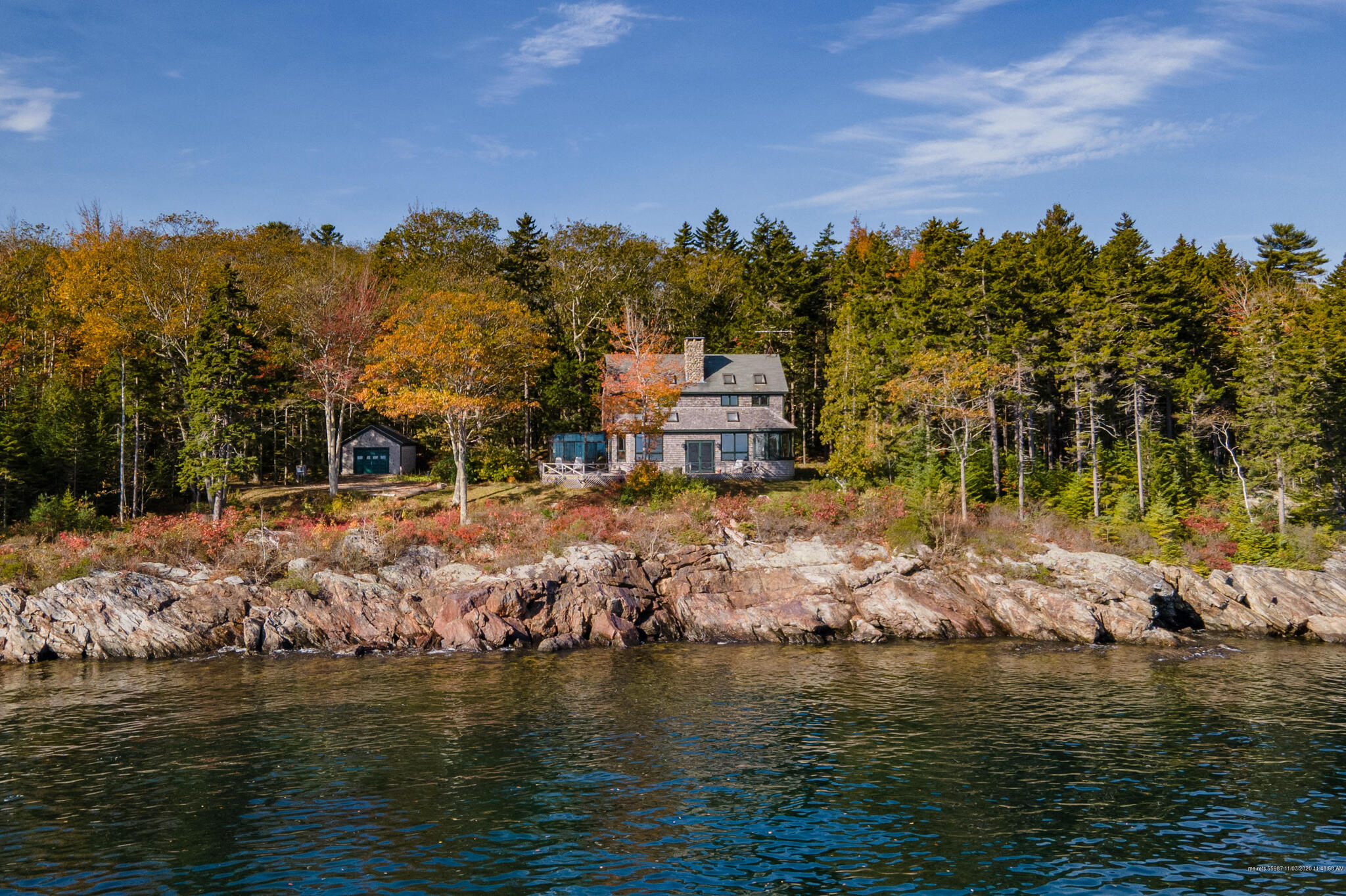 Photo of 84 Sherman's Point Road Camden ME 04843