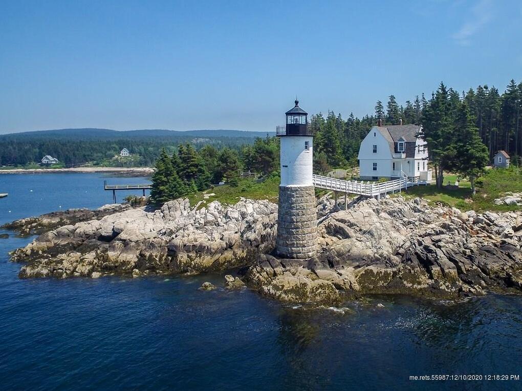 Photo of 99 Lighthouse Road Isle Au Haut ME 04645