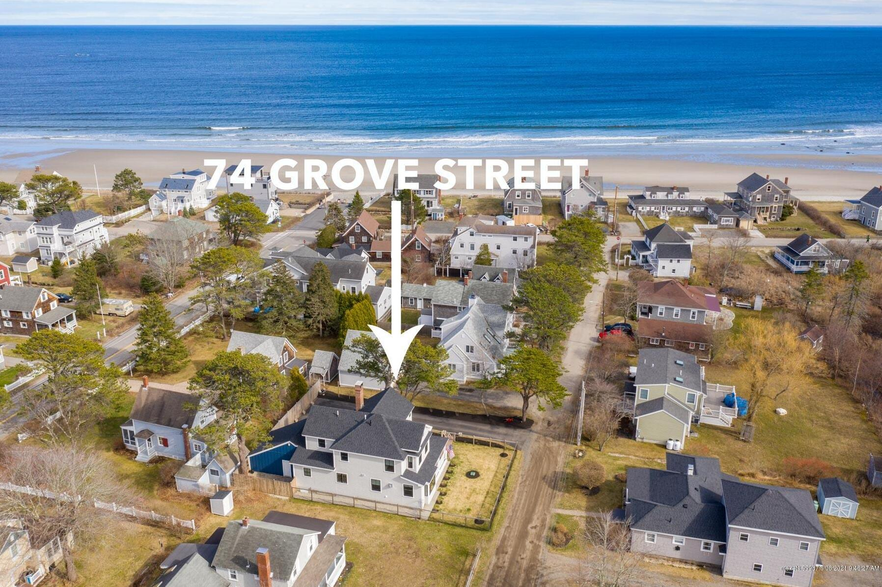 Photo of 74 Grove Street Wells ME 04090