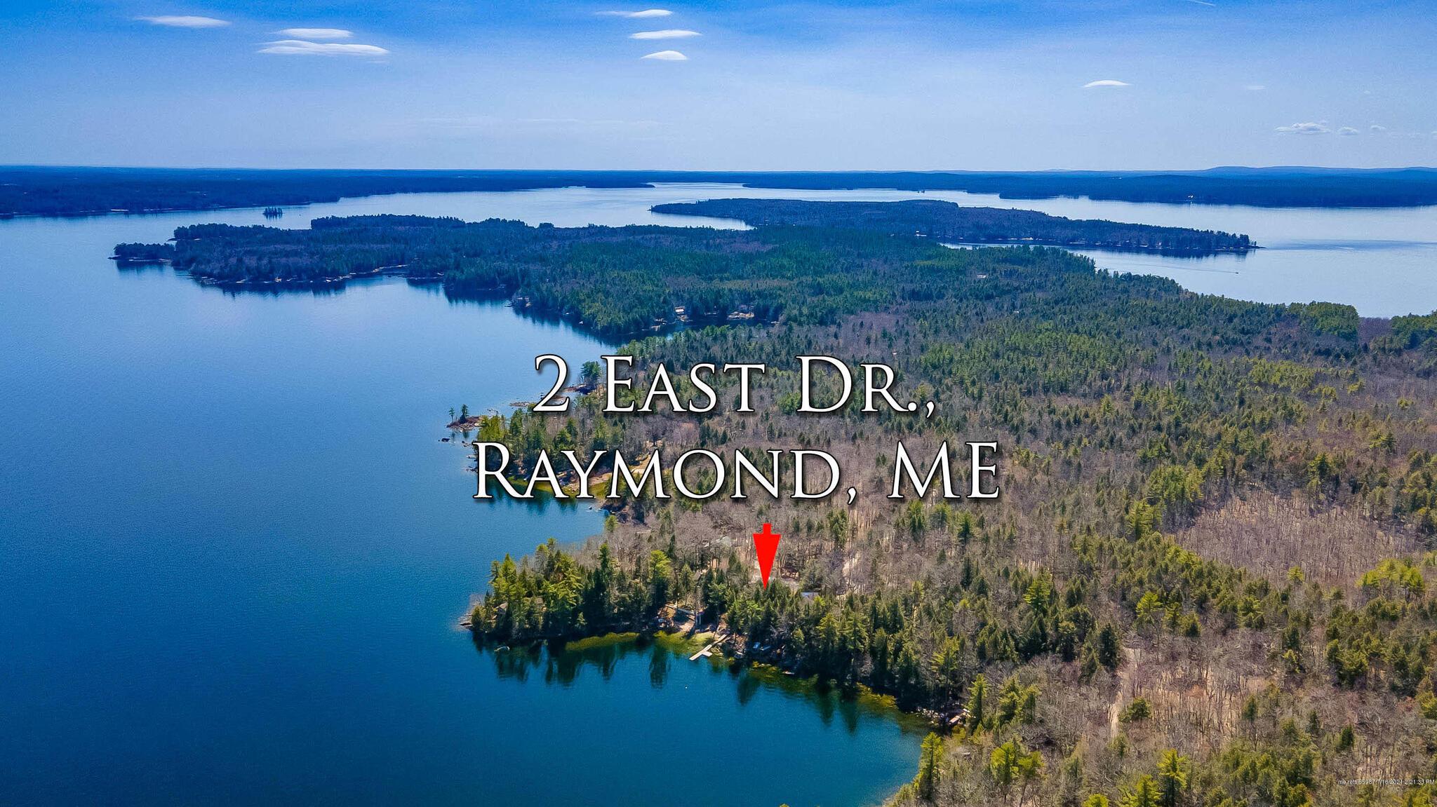Photo of 2 East Drive Raymond ME 04071