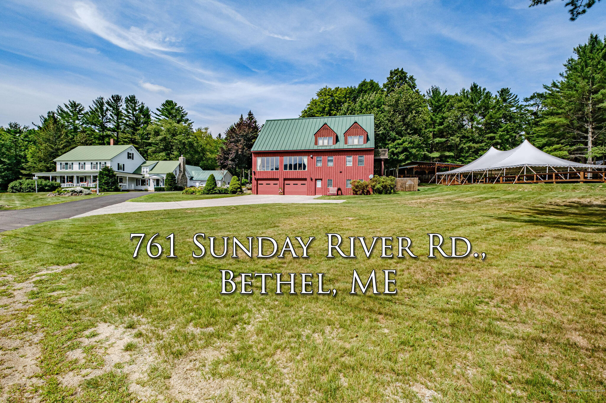 Photo of 755 & 761 Sunday River Road Newry ME 04261