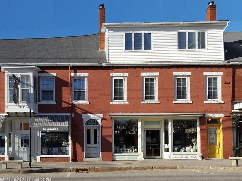 Photo of 112 Main ST Damariscotta ME 04543