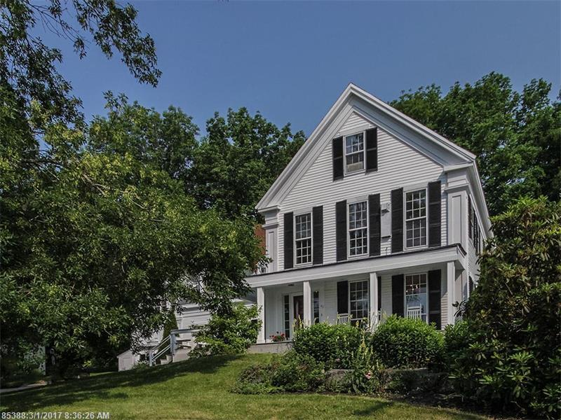 Photo of 45 River RD Newcastle ME 04553