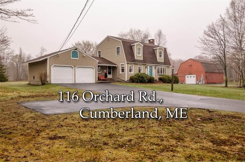 Photo of 116 Orchard RD Cumberland ME 04021