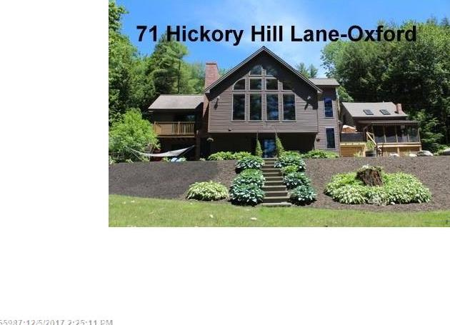 Photo of 71 Hickory Hill LN Oxford ME 04270