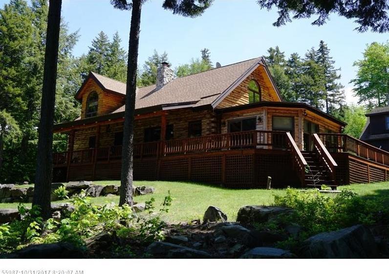 Photo of 599 Big Moose Point RD Big Moose Twp ME 04441