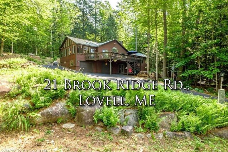 Photo of 21 Brook Ridge RD Lovell ME 04051