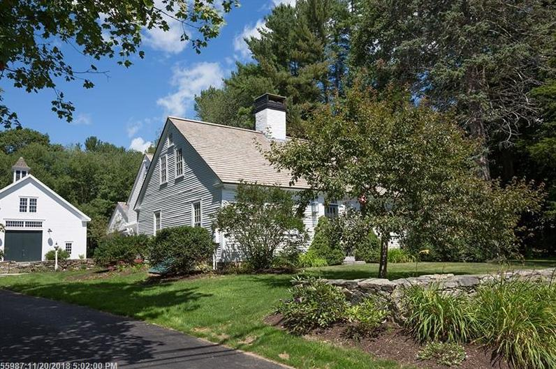 Photo of 236 Foreside Road Falmouth ME 04105