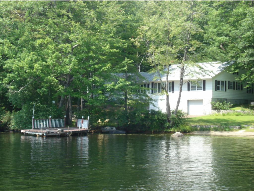 Photo of 219 Gilman Point Road Moultonborough NH 03254