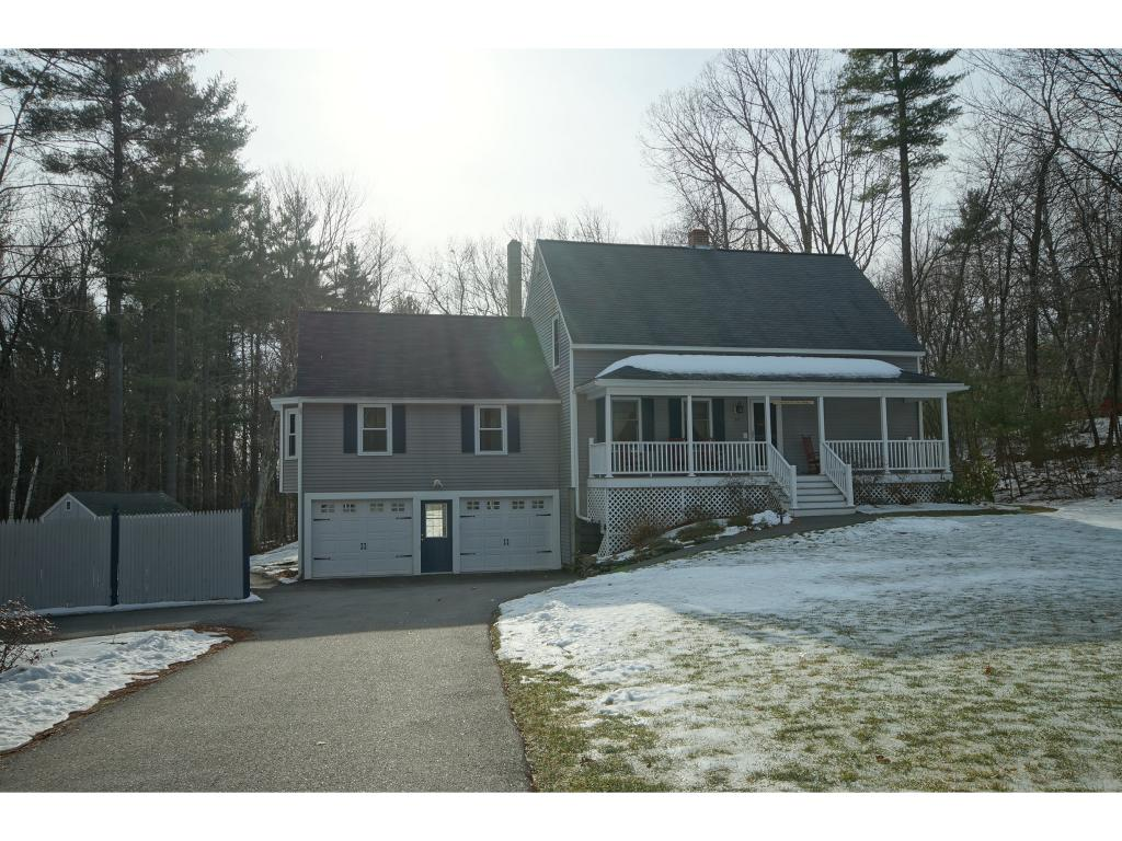 Photo of 58 Bartley Hill Road Londonderry NH 03053