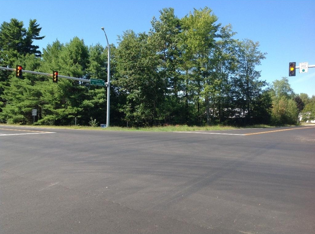 Photo of 0 Route 125/Tolend Intersection Barrington NH 03825