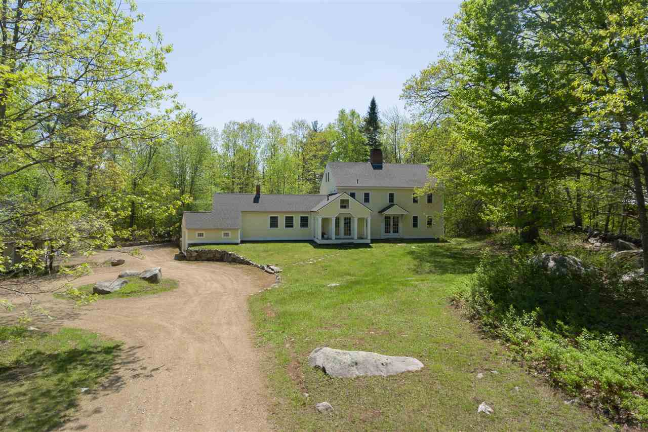 Photo of 909 Holderness Road Sandwich NH 03227