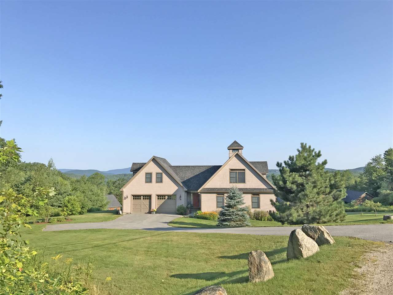 Photo of 76 Burkehaven Hill Road Sunapee NH 03782