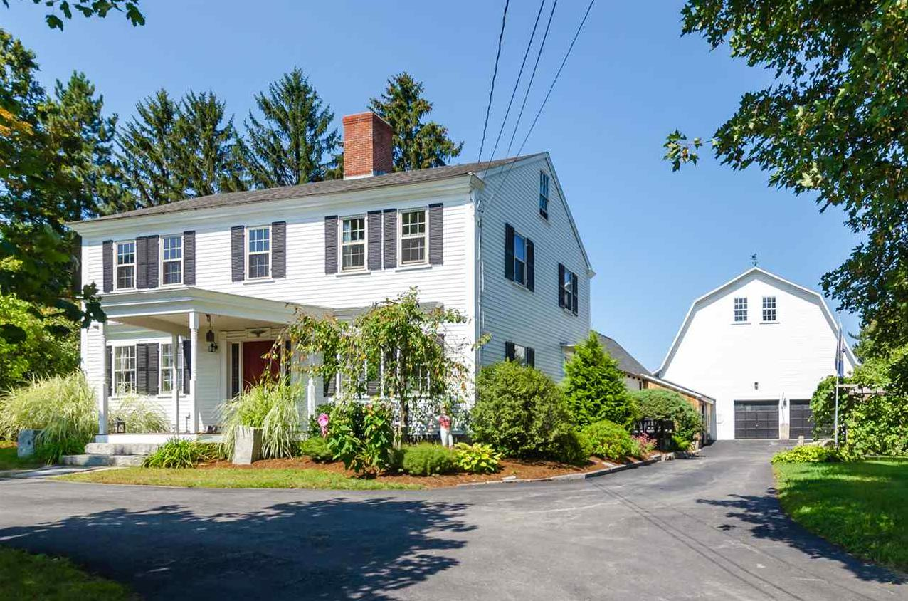 Antique Homes For Sale in New Hampshire Verani Realty