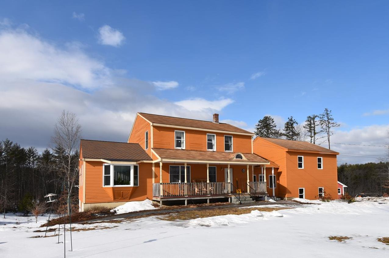 Photo of 74 Lyndeborough (50 acres) Road New Boston NH 03070