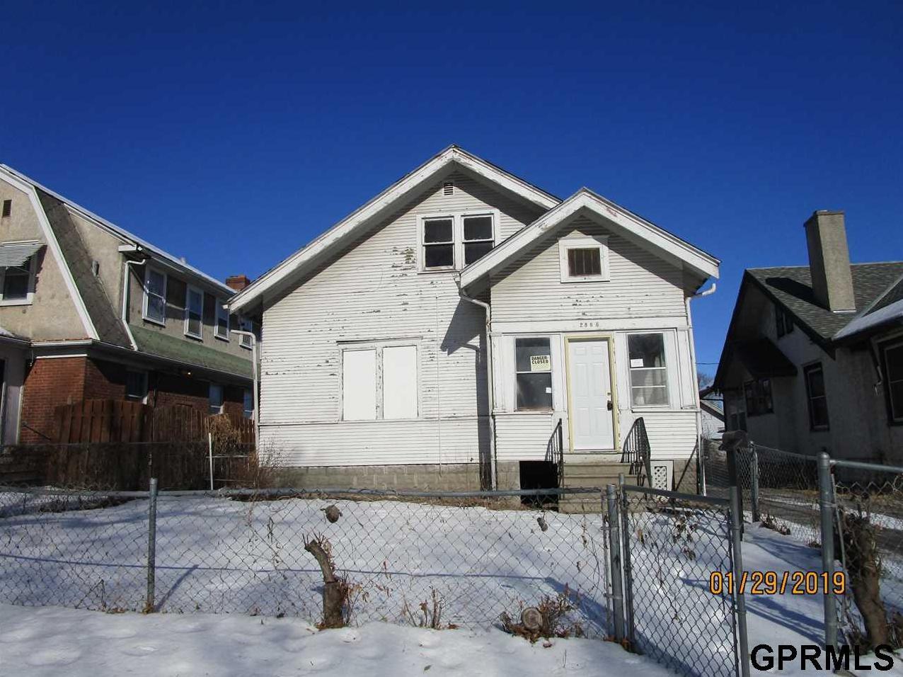 Photo of 2886 Bauman Avenue Omaha NE 68112