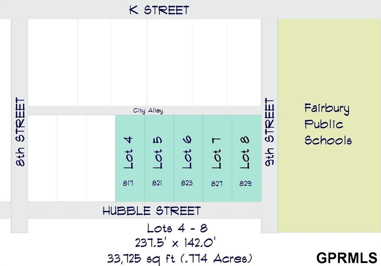 Photo of 827 Hubble Street Fairbury NE 68352