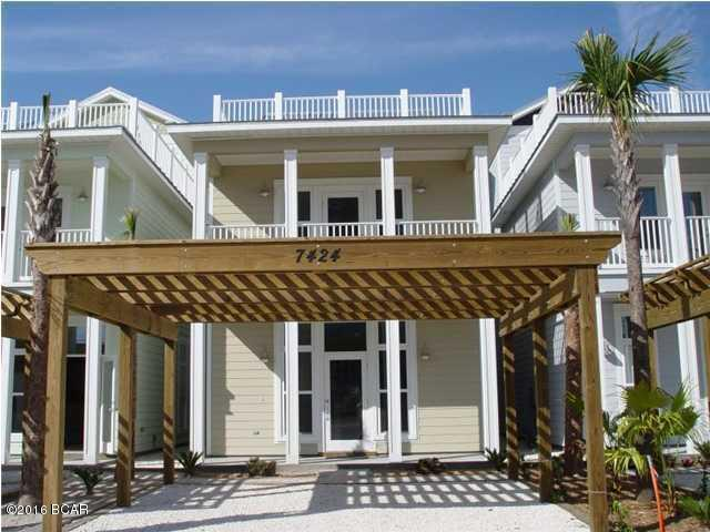 Photo of 7424 THOMAS Drive Panama City Beach FL 32408