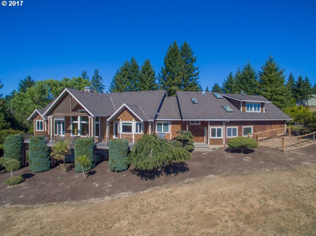 Photo of 14300 NW OLD PUMPKIN RIDGE RD North Plains OR 97133