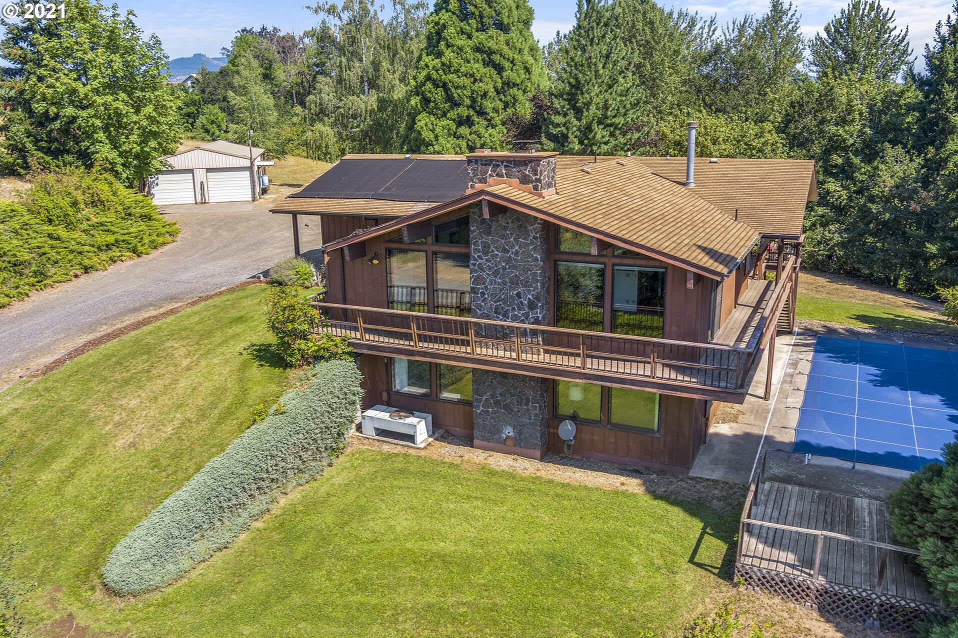 Photo of 1619 ORCHARD RD Hood River OR 97031