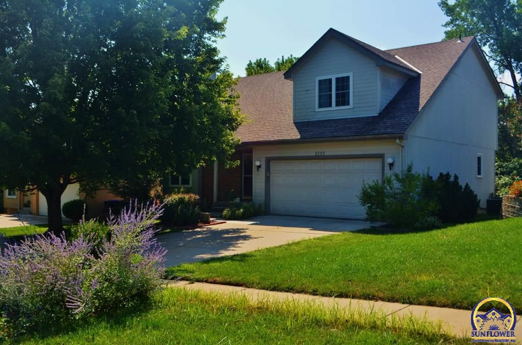 Photo of 3755 SW Wood Valley DR Topeka KS 66610