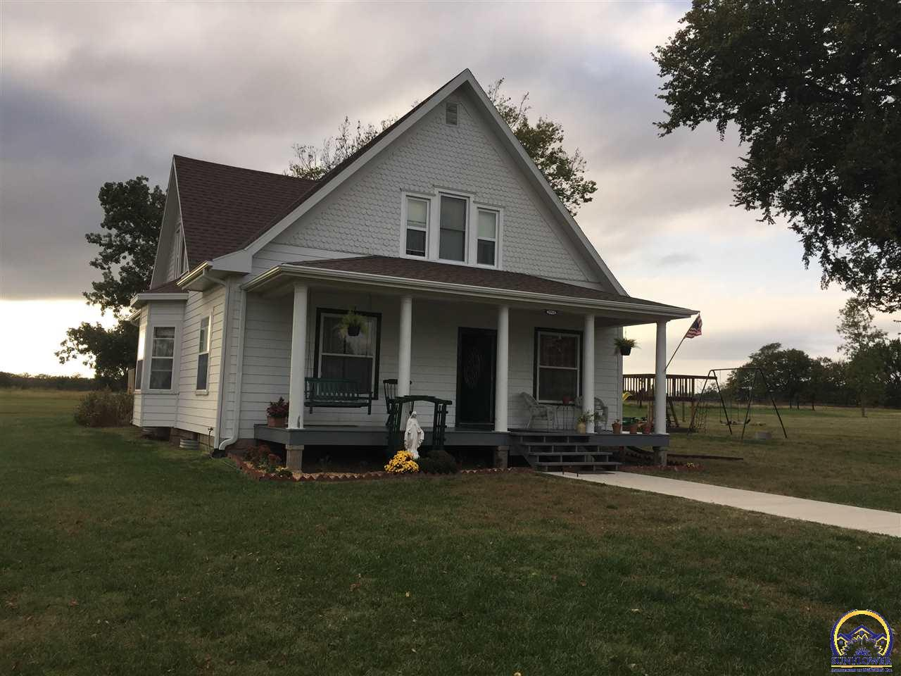 Photo of 33824 Convent Rd Paxico KS 66526