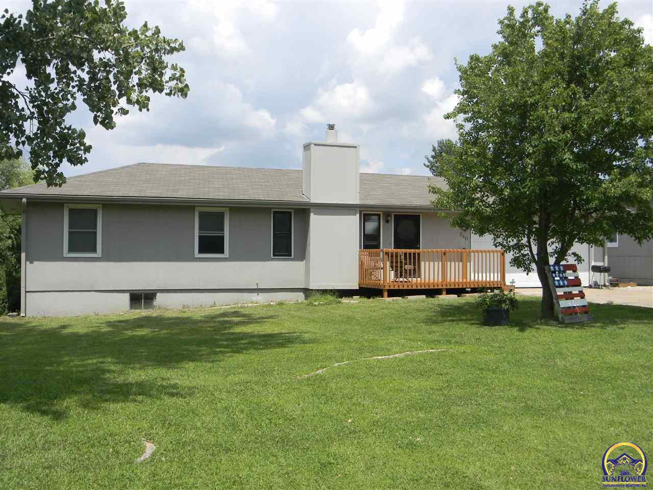 Photo of 240 NW Capitol View TER Topeka KS 66617
