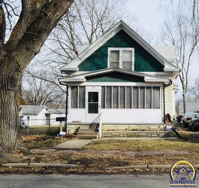 Photo of 1106 MacVicar AVE Topeka KS 66604