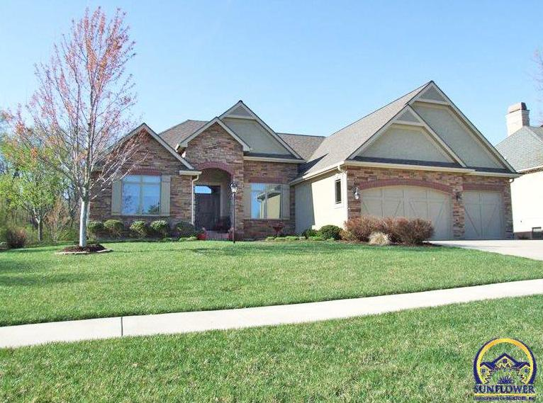 Photo of 5635 Clarion Lakes DR Topeka KS 66610