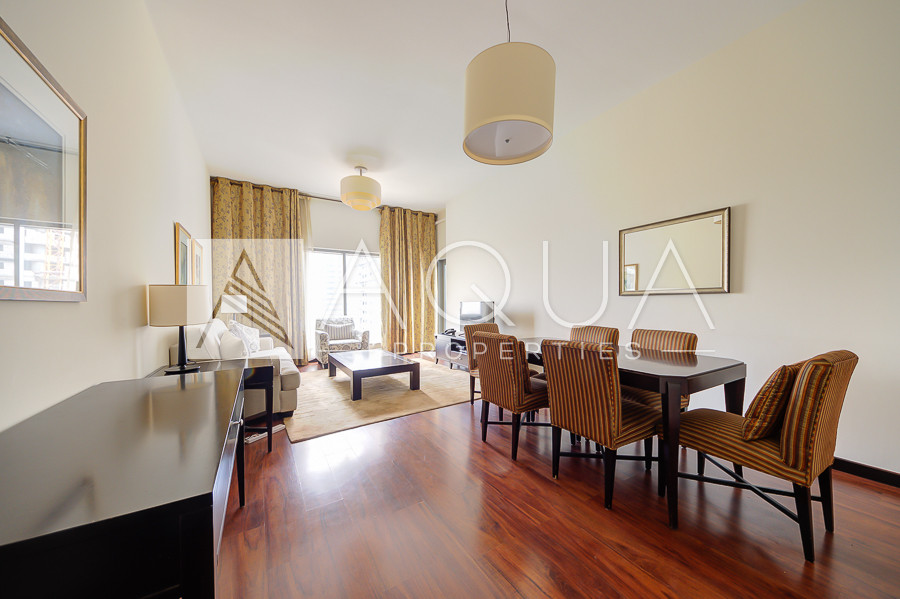 Luxury Unit | Fully Furnished | Chiller Free