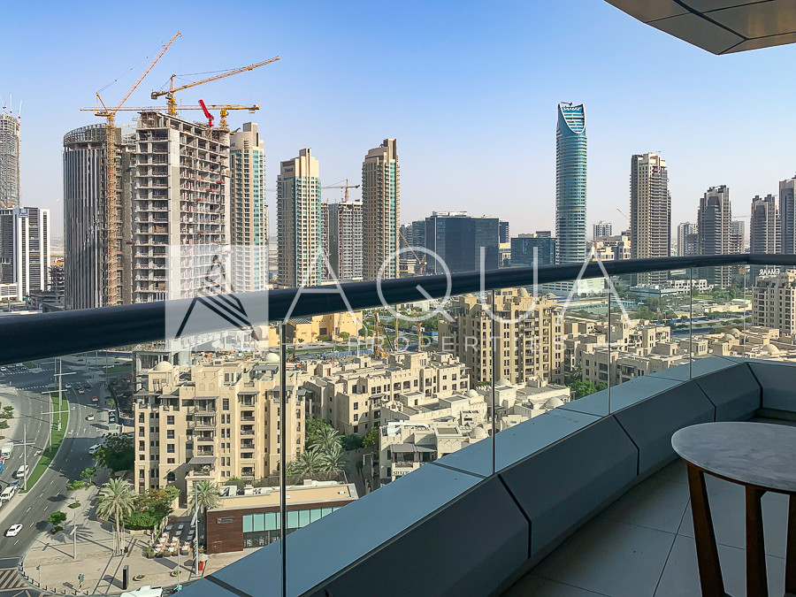 Best Price | Fully Furnished on High Floor