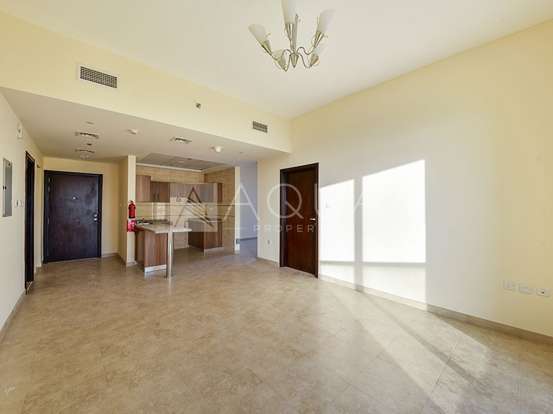 Jumeirah Island View   Brand New 1 Bed Unit