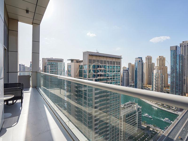 Beautiful Marina Views | High Floor | Balcony