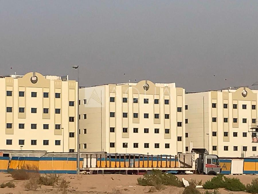 Rented | Labor Camp in Khawaneej | 144 Rooms