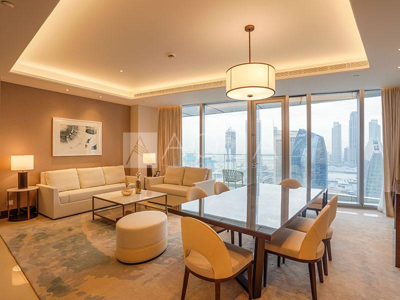Exclusive | Burj Khalifa View | Vacant Unit