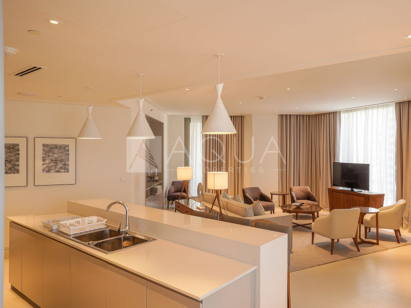 Maid's Room | Serviced Apartment | Brand New