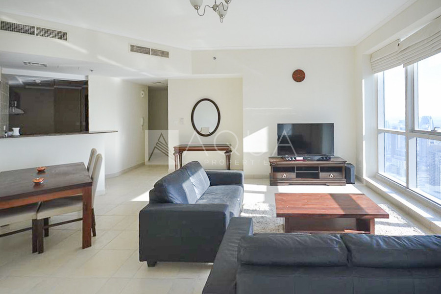 Fully Furnished | Great Layout | Marina View