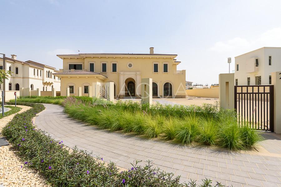 Shell & Core Villa in Dubai's No. 1 Community