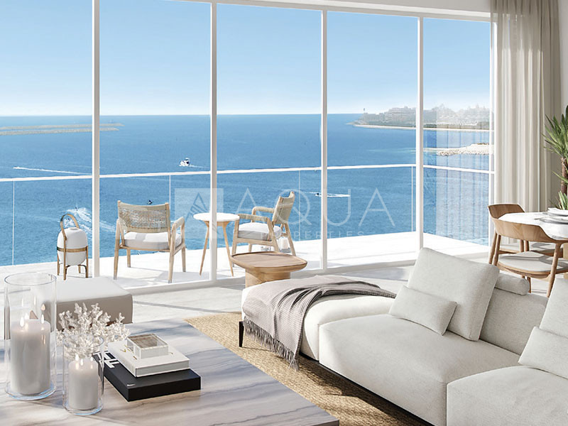 RESALE | ONLY 3BR For Sale | High Floor | Sea View