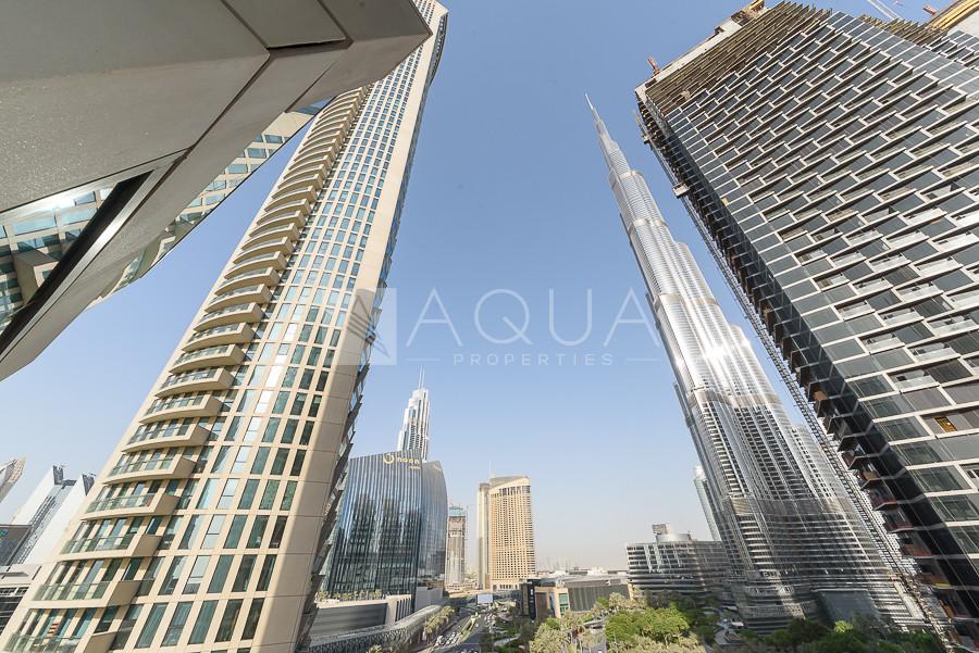 Exclusive | Burj Khalifa View | Immaculate