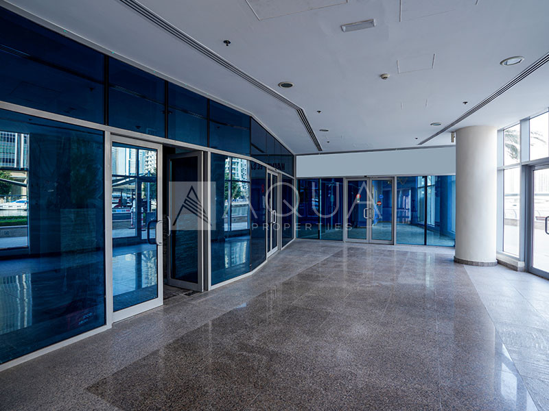 Marina View | Fitted Retail Shop | Spacious