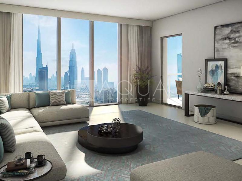 High Floor | Burj Khalifa View | Balcony