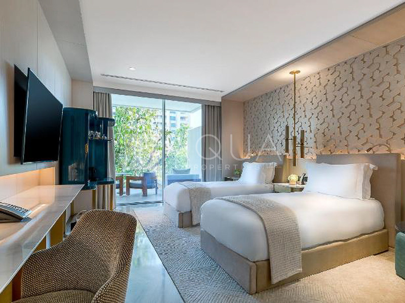 Excellent Investment | Hotel Room | FIVE Palm