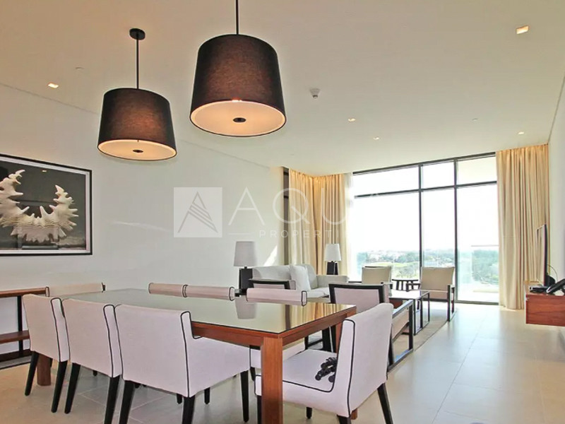 Partial Views  | 5 Star Serviced Apt | Furnished