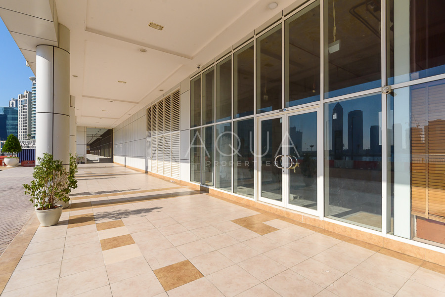 Water View | Shell And Core | Business Bay