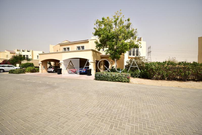 Vacant on Transfer | Massive Single Row Villa