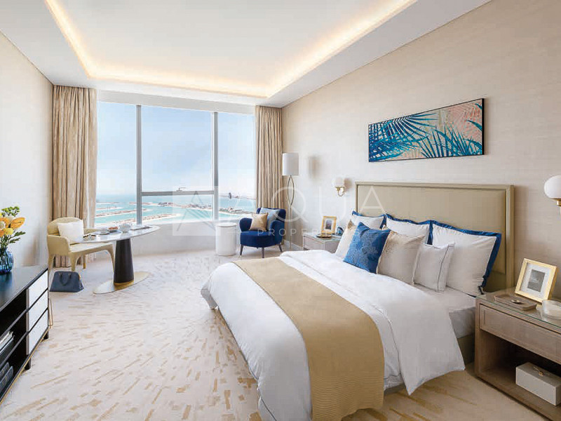 The Imaginary Palm |  Sea View | Fully Furnished